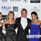 Adam Sansiveri & Broadway Dolls at Champagne and Carols