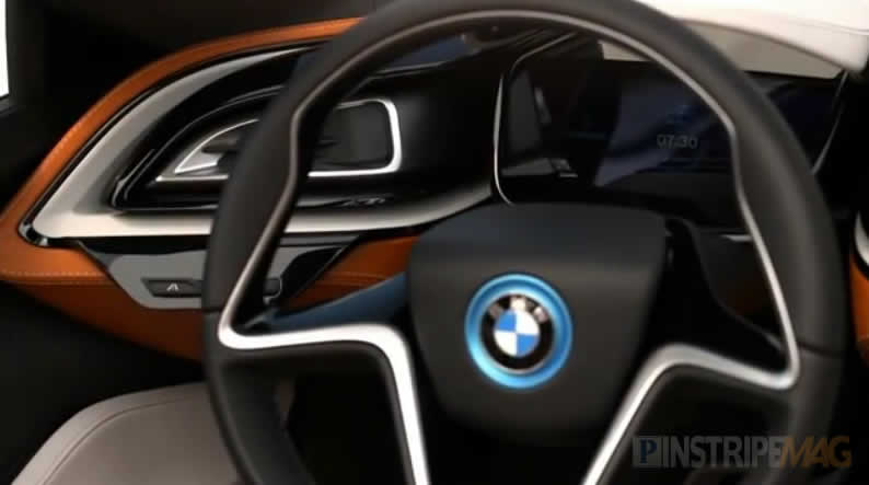 bmw i8 concept spyder hybrid high performance car. Black Bedroom Furniture Sets. Home Design Ideas