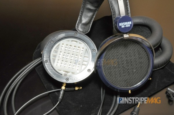HE-400 Headphones, by HiFiMan, Planar Magnetic speaker