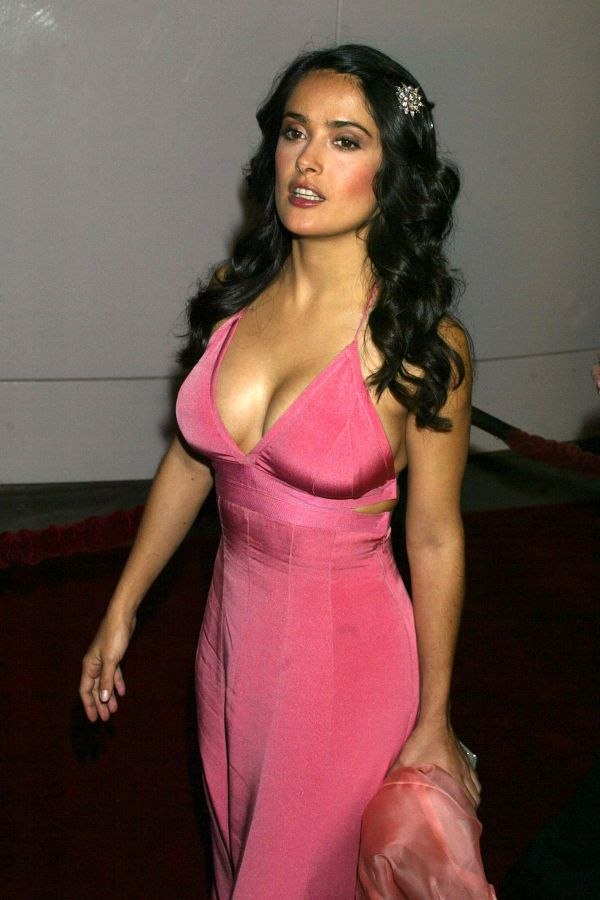 Salma Hayek thread? Salma Hayek thread. : IGN Boards