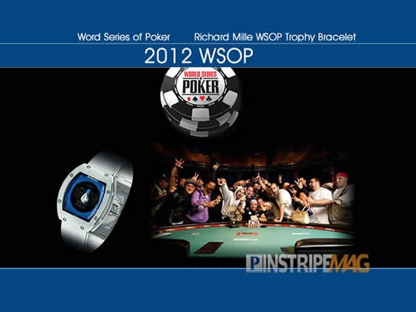 43rd Annual World Series of Poker tournament in Las Vegas