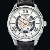 Saint Honore, The New Carrousel, a real gentlemans watch