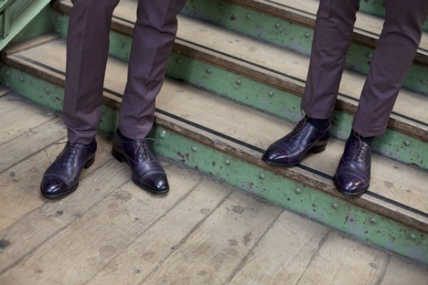 Paul Smith & John Lobb collaboration