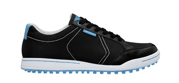 Casual style with Cardiff Mesh Ashworth Golf Shoes
