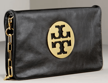 ToryBurchLeatherClutch