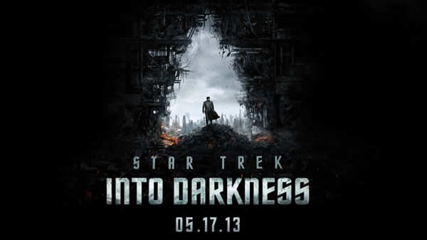 Star Trek Into Darkness 3D is coming May 17