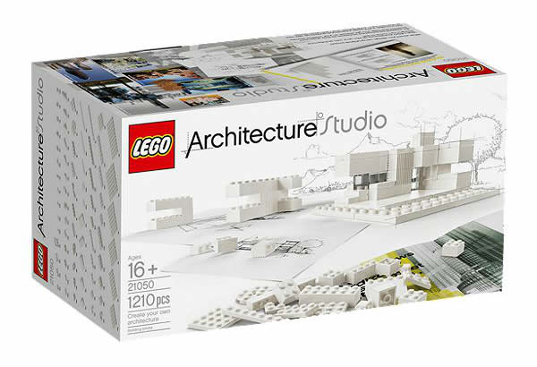 lego architecture studio for future architects. Black Bedroom Furniture Sets. Home Design Ideas