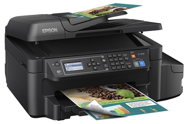 Gadget Gift Guide for Guys 15/16, Epson WorkForce ET-4550 EcoTank All-in-One Printer
