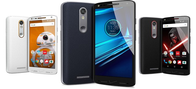 Gadget Gift Guide for Guys, Droid 2 Turbo Star Wars Edition