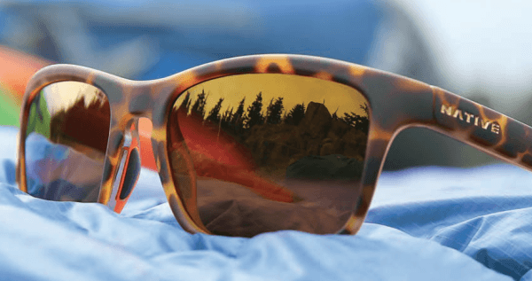 Native Eyewear Functional Stylish Sunglasses Made for Adventure