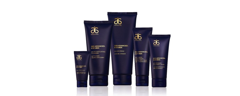 Arbonne RE9 Mens Advanced Skincare Collection