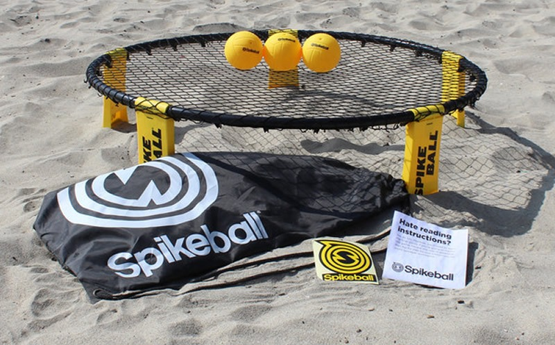 Spikeball Combo Meal Set