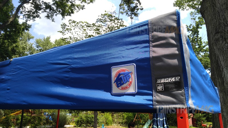 EZ Up Pro Speed Shelter Instant Tent Review