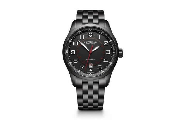 Victorinox Airboss Mechanical Aviator Black Edition