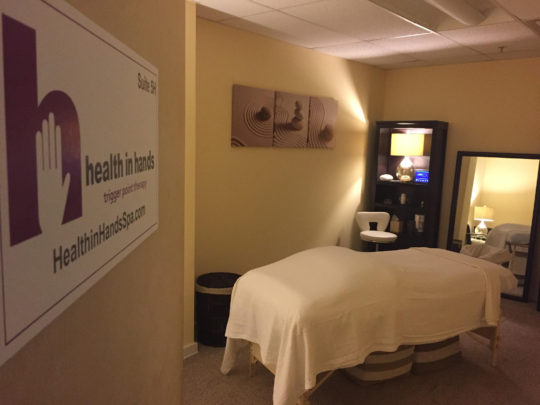 Massage Montclair