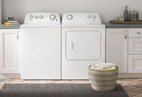 Amana washer dryer