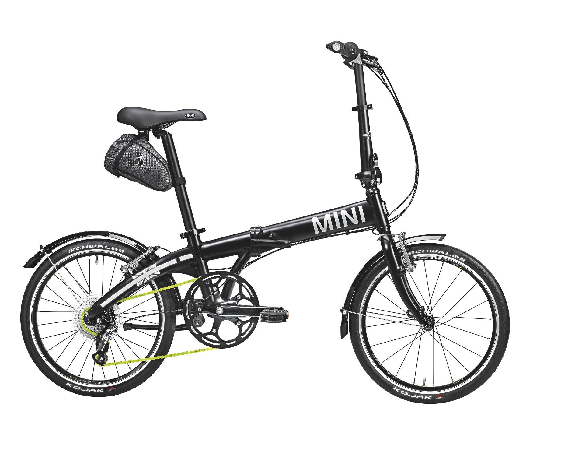mini launches mini folding bike. Black Bedroom Furniture Sets. Home Design Ideas