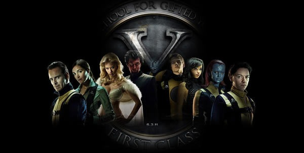 X-Men First Class, The Movie