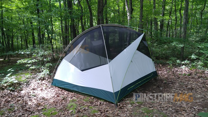 & Kelty Trail Ridge 6 Man Tent Review - Pinstripe Magazine